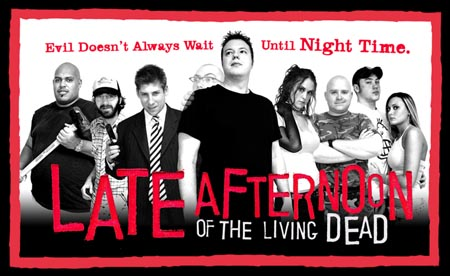 LATE AFTERNOON OF THE LIVING DEAD (Ten Wing Films)