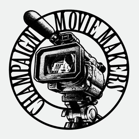 Champaign Movie Makers (Art: Johnny Robinson)