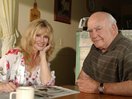 Ruby Handler and Edward Asner star in CRAB ORCHARD