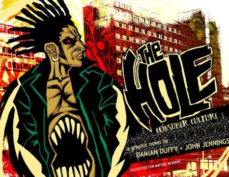 The Hole: Consumer Culture (Front Forty Press)