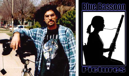 Alaric Rocha of Blue Bassoon Pictures