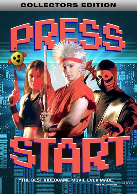 PRESS START re-release (Dark Maze Studios)