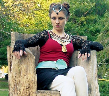Annamarie MacLeod stars in EIDOLON