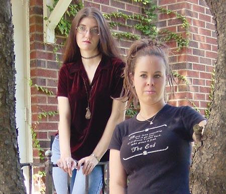 Morgan Thomas and Brittany Ann Whalen star in EIDOLON
