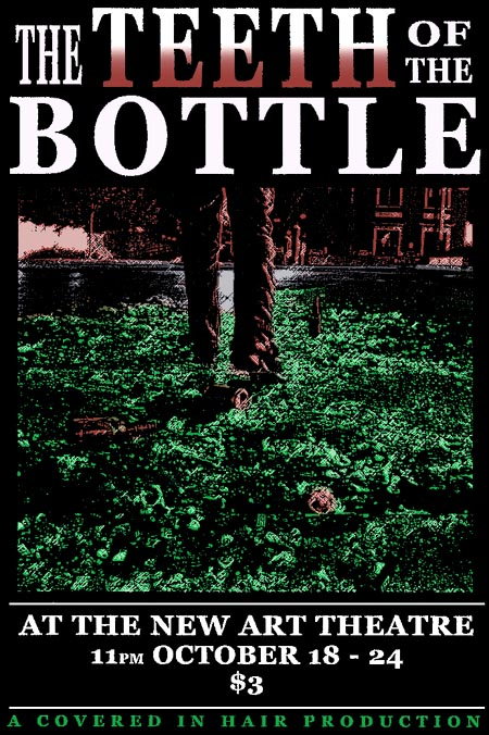 THE TEETH OF THE BOTTLE